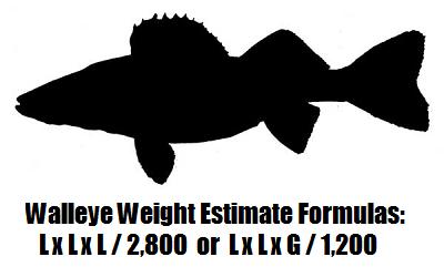Walleye Formula